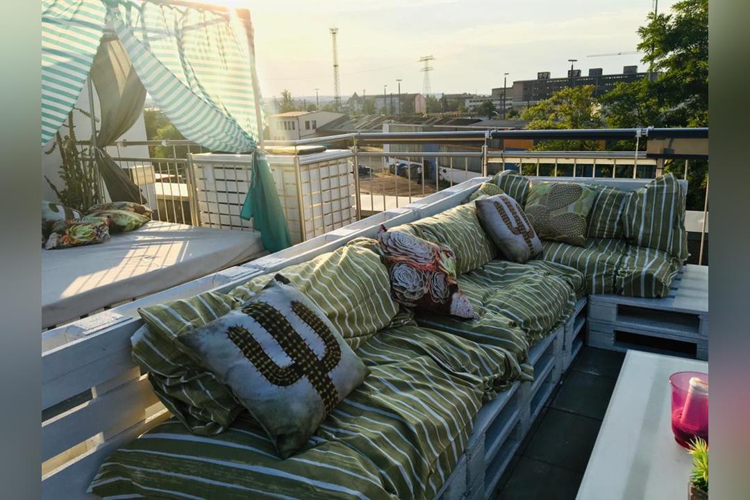 9. Bild von VIP-Dachterrassen...