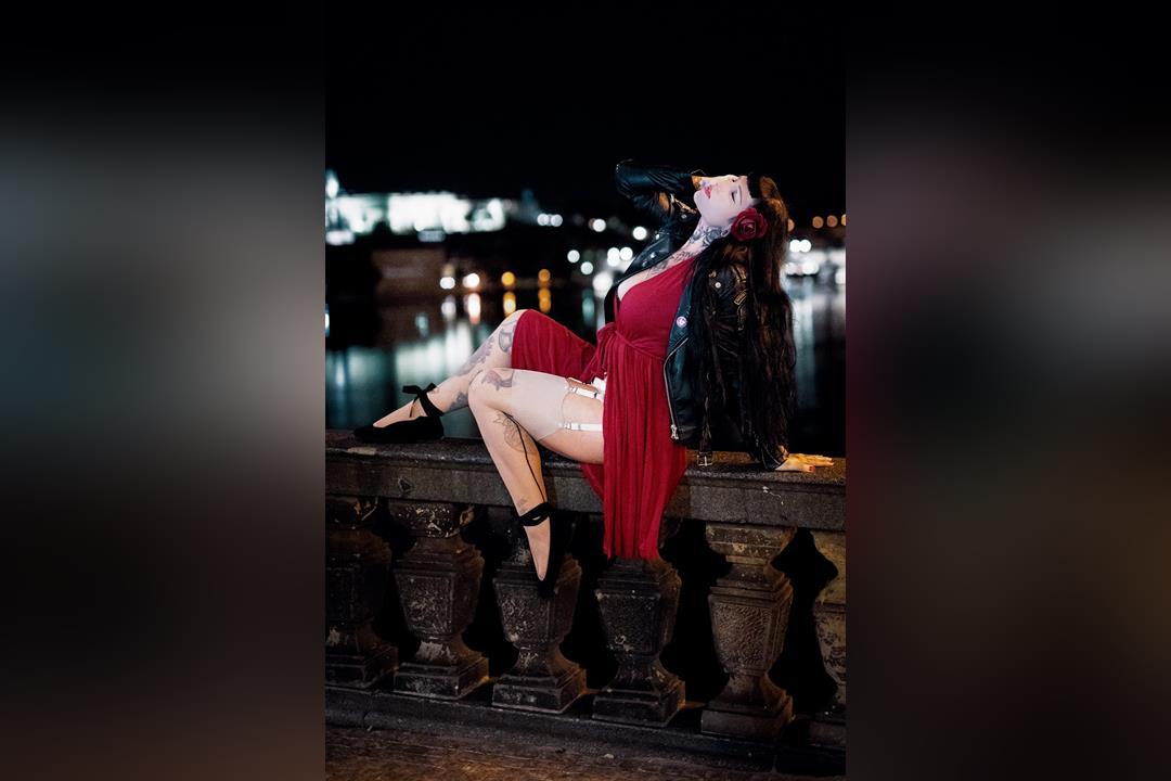 5. Bild von Lady Vampira