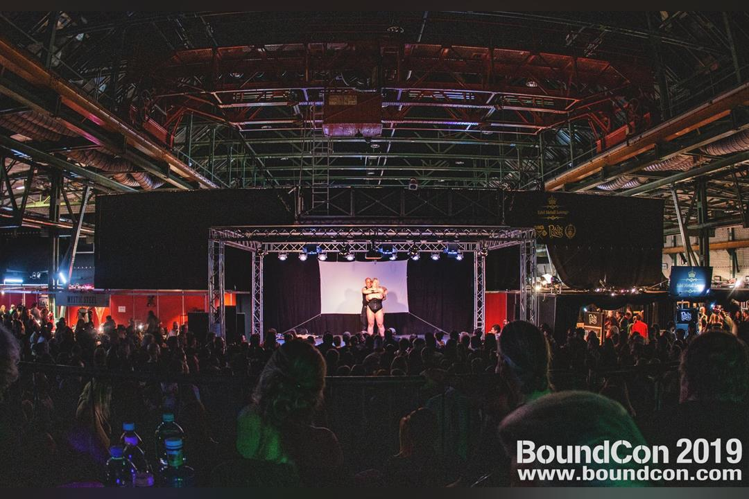 1. Bild von BoundCon