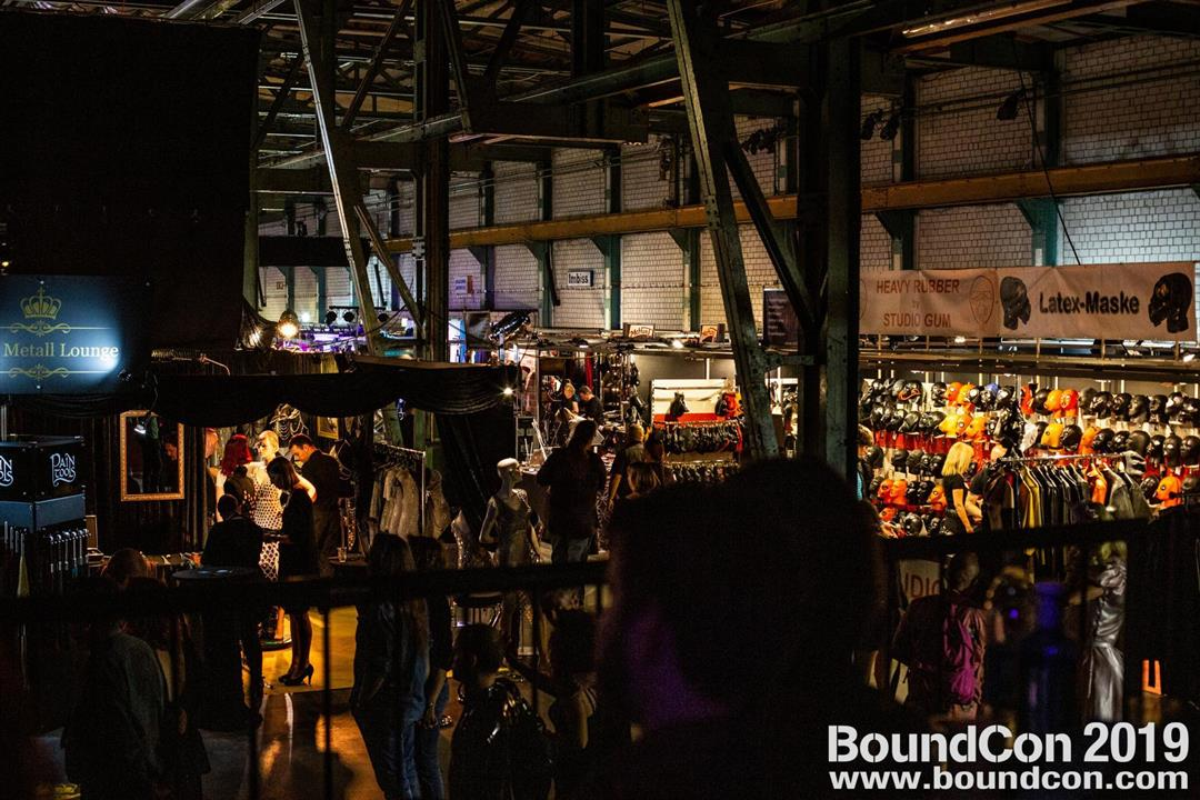 7. Bild von BoundCon