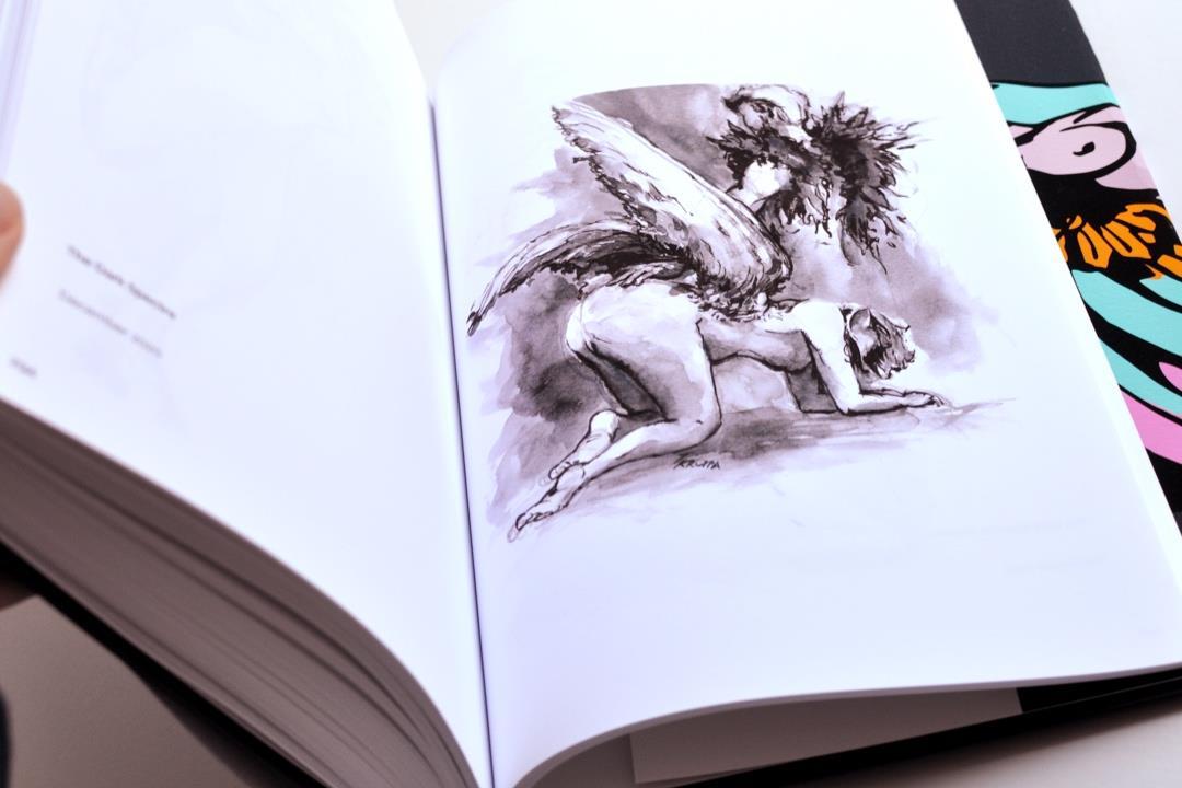 4. Bild von Licking Lion