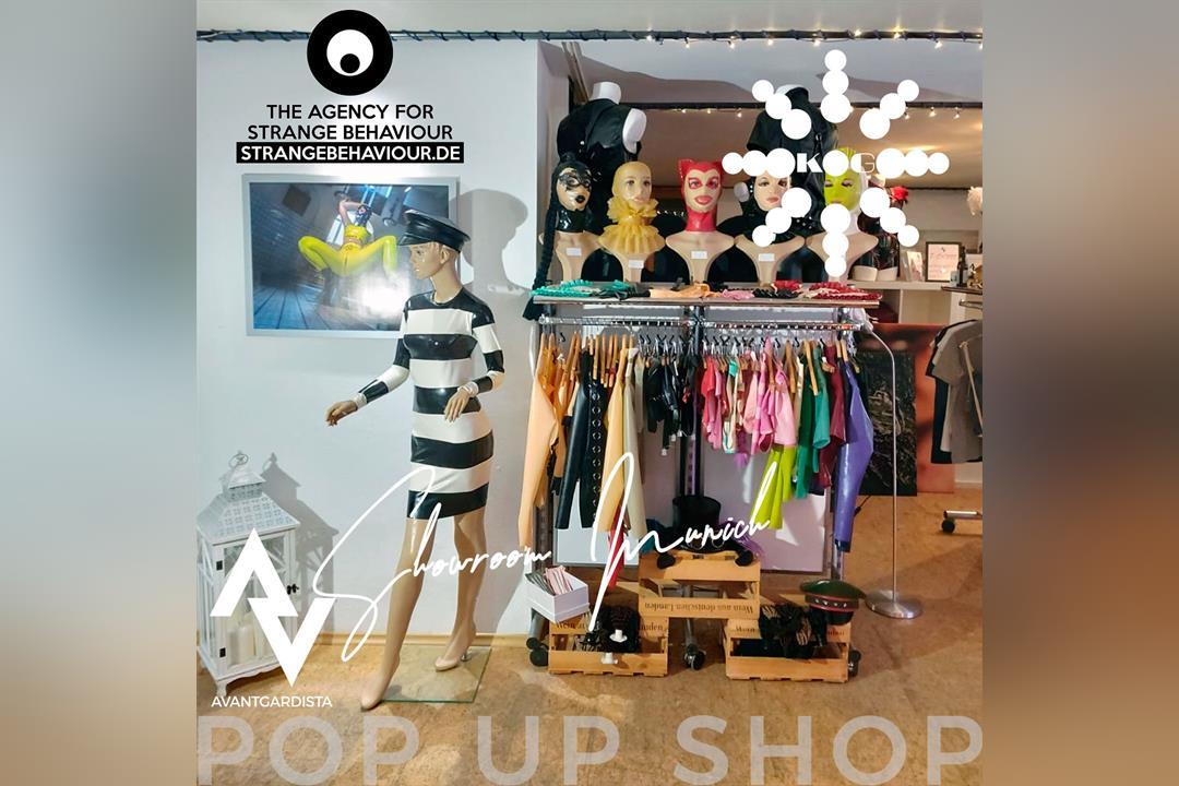 2. Bild von AVANTGARDISTA pop-up store